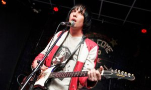 Ryan Jarman, formerly of the Cribs and now of Exclamation Pony